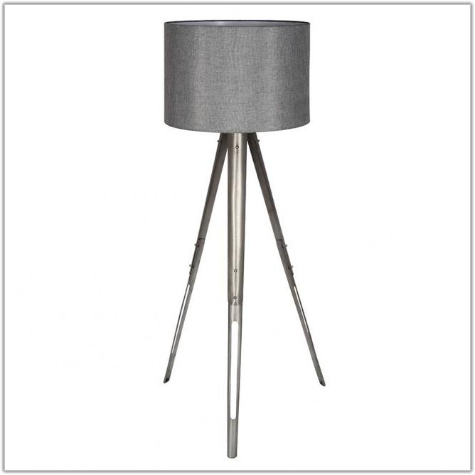 Spencer Metal Tripod Floor Lamp