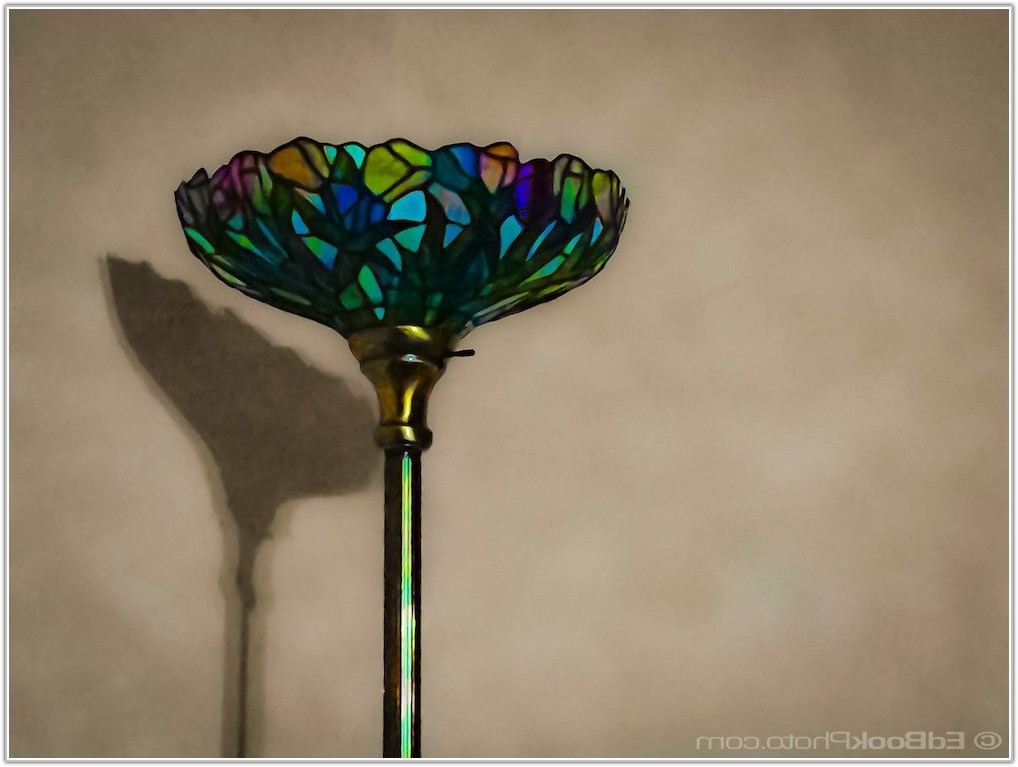 Stained Glass Ceiling Lamp Patterns