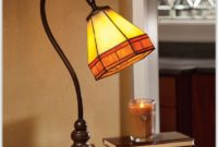 Stained Glass Desk Lamp Patterns