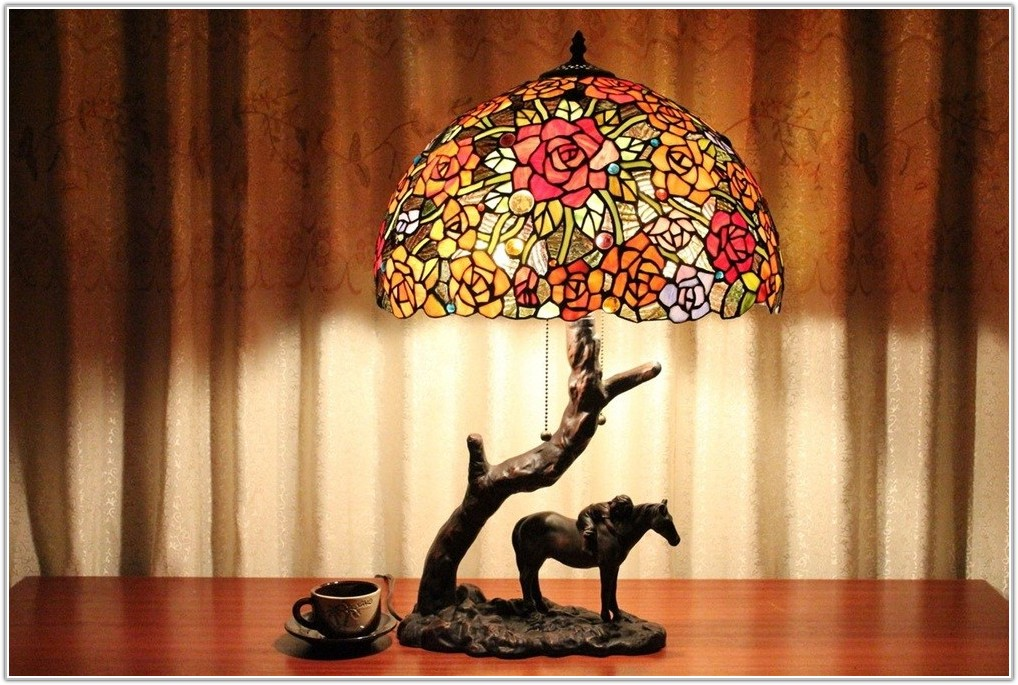 Stained Glass Lamp Shades For Floor Lamps
