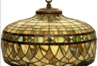 Stained Glass Pendant Lamp Shades