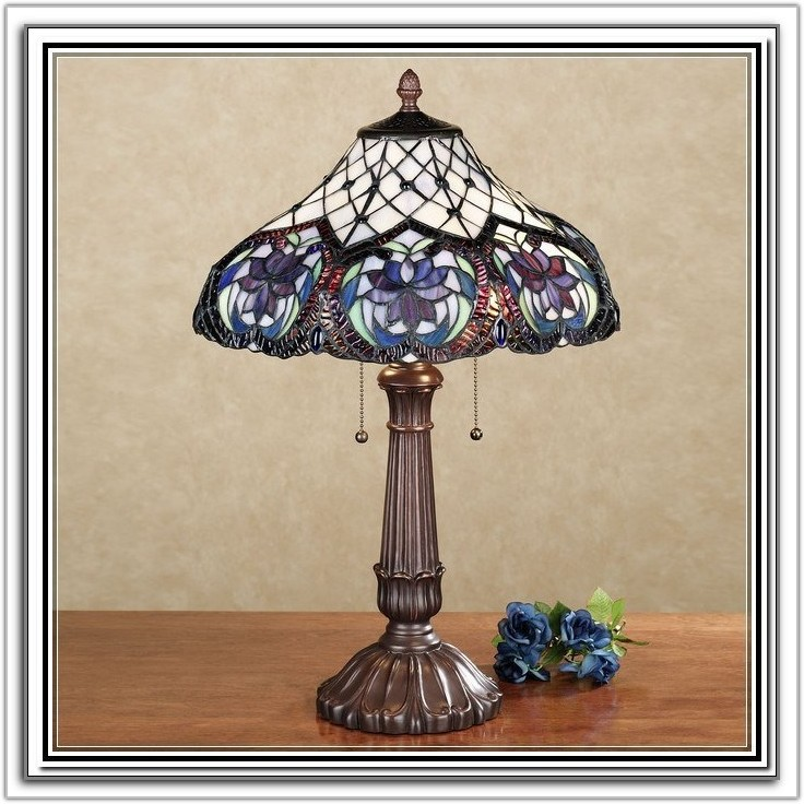 Stained Glass Table Lamps Canada
