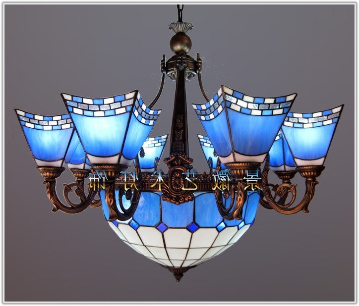Stained Glass Tiffany Lamp Kits
