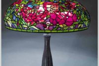 Stained Glass Tiffany Lamp Shades