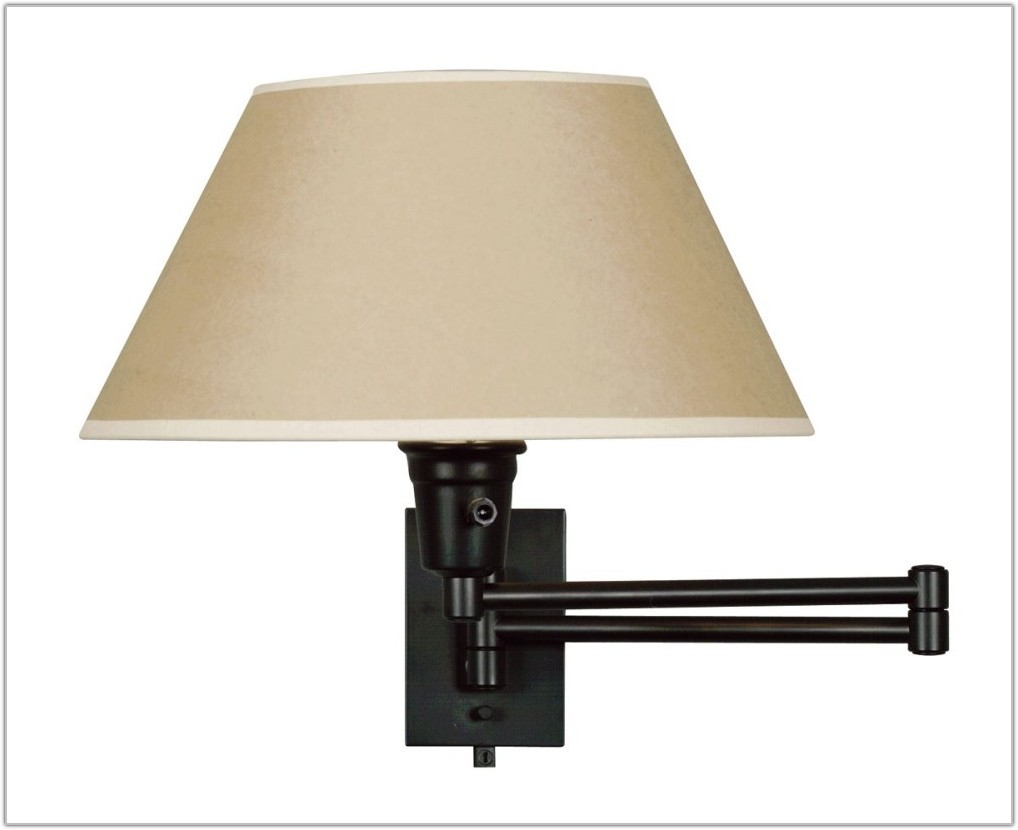 Swing Arm Sconce For Bedroom