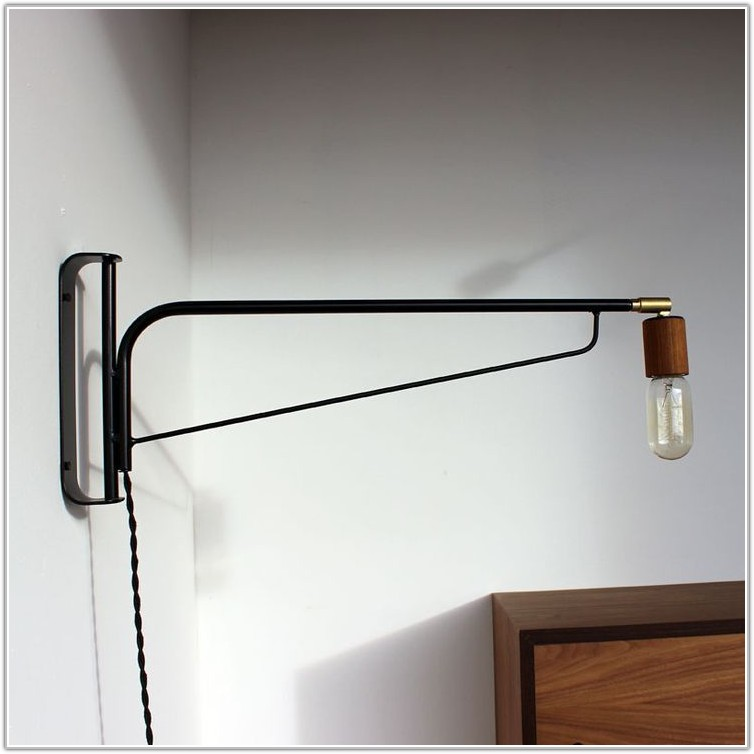 Swing Arm Wall Lamp Walmart