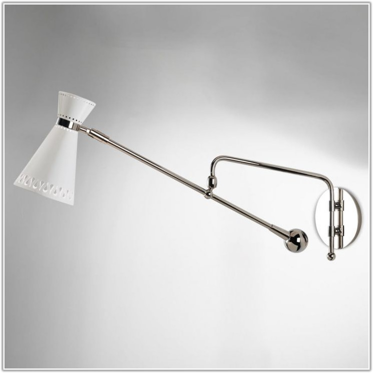 Swing Arm Wall Lamps Hardwired