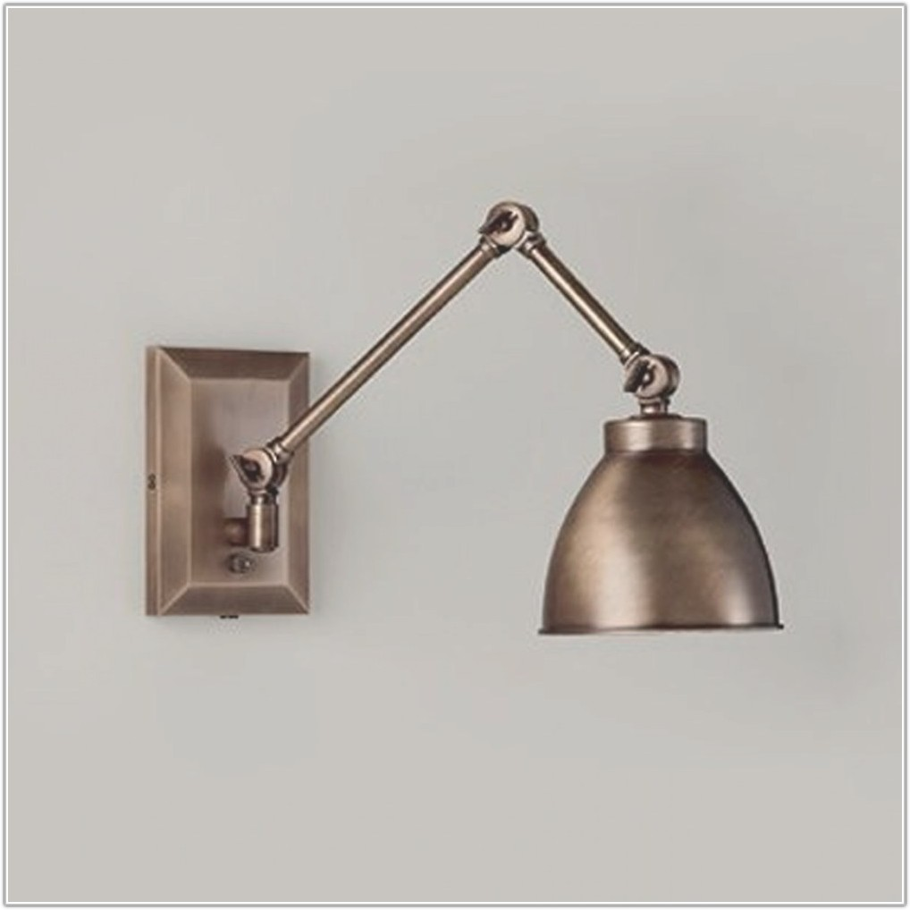 Swing Arm Wall Reading Lamps