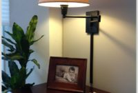 Swing Arm Wall Sconce Reading Lamp
