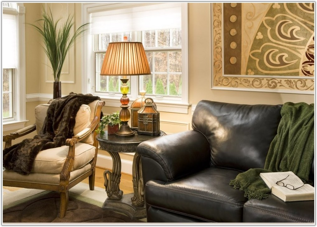 Table Lamp Ideas For Living Room