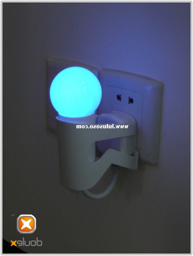 Table Lamp With Night Light Kit