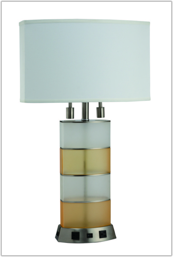 Table Lamp With Reading Light