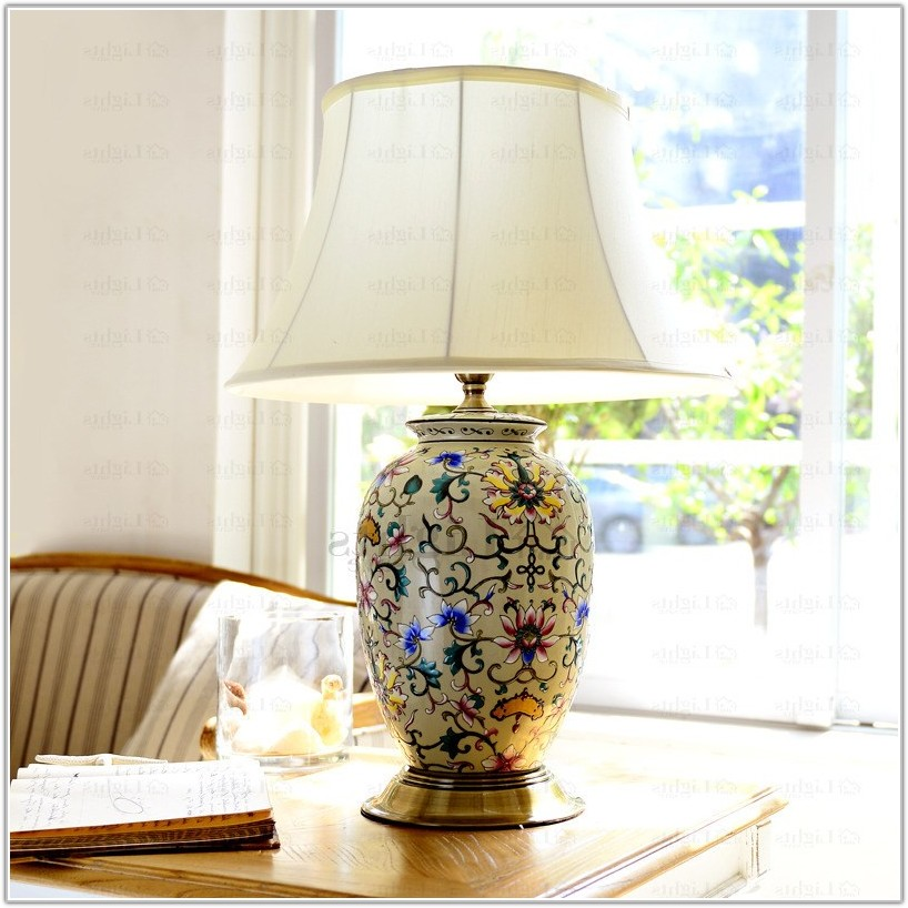 Table Lamps For Living Room Ceramic