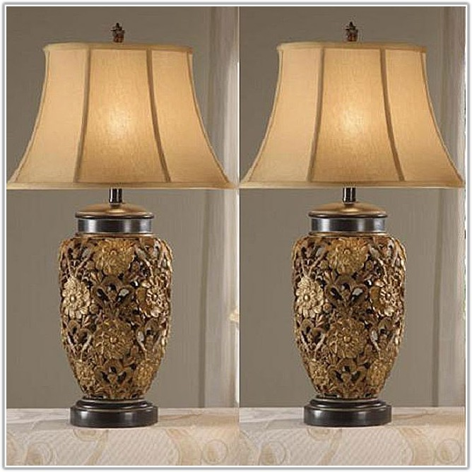 Table Lamps Set Of 2