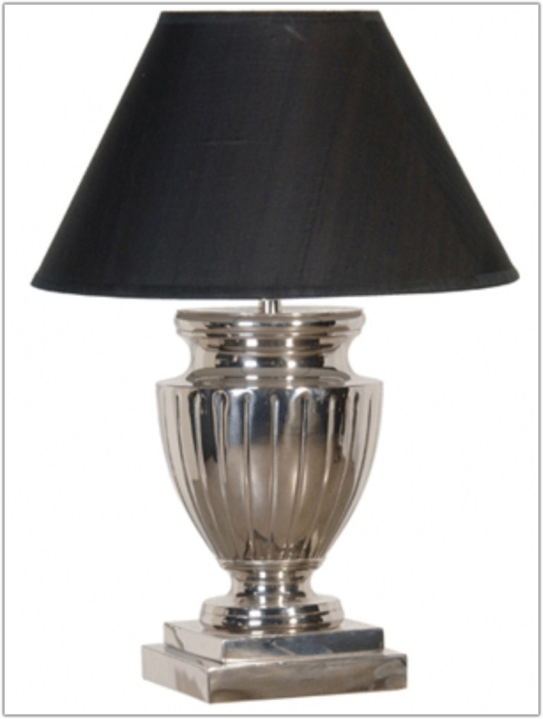 Table Lamps With Black Shades