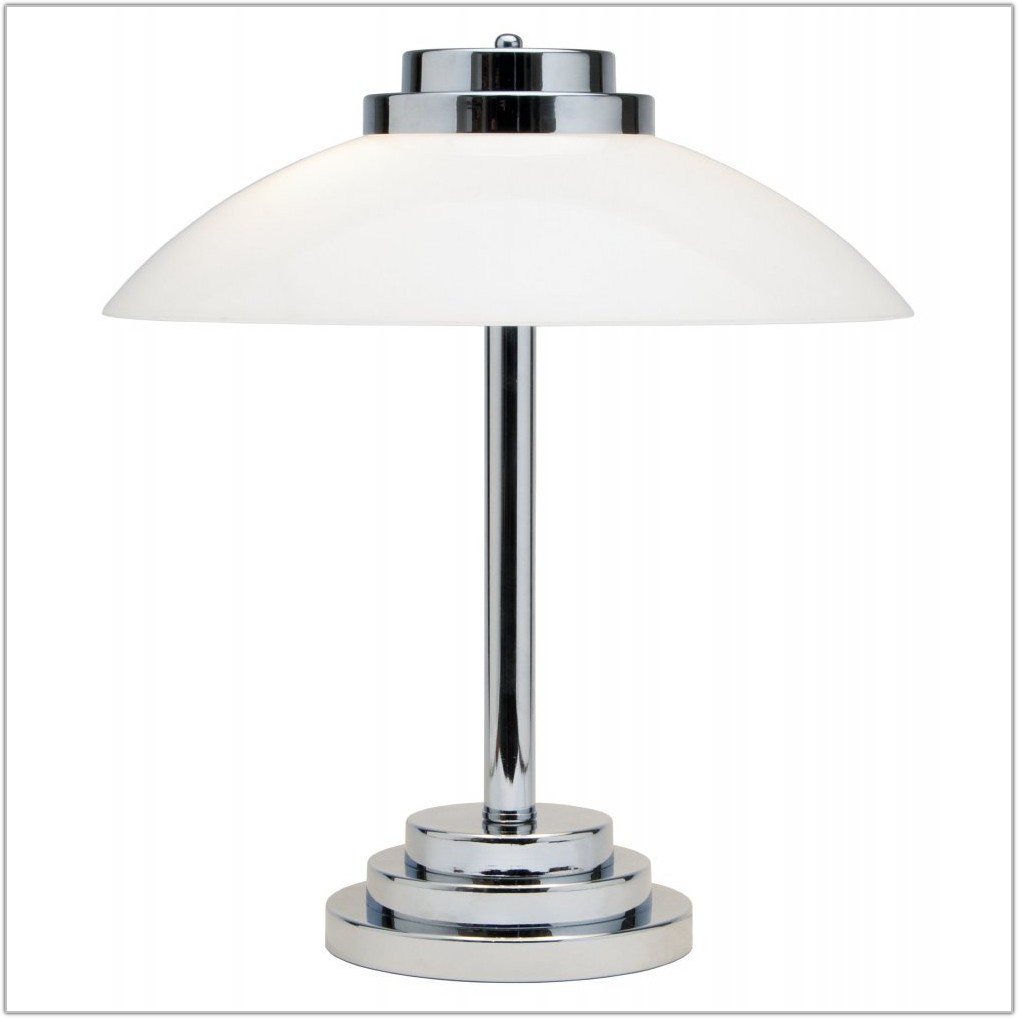 Table Lamps With Glass Shades