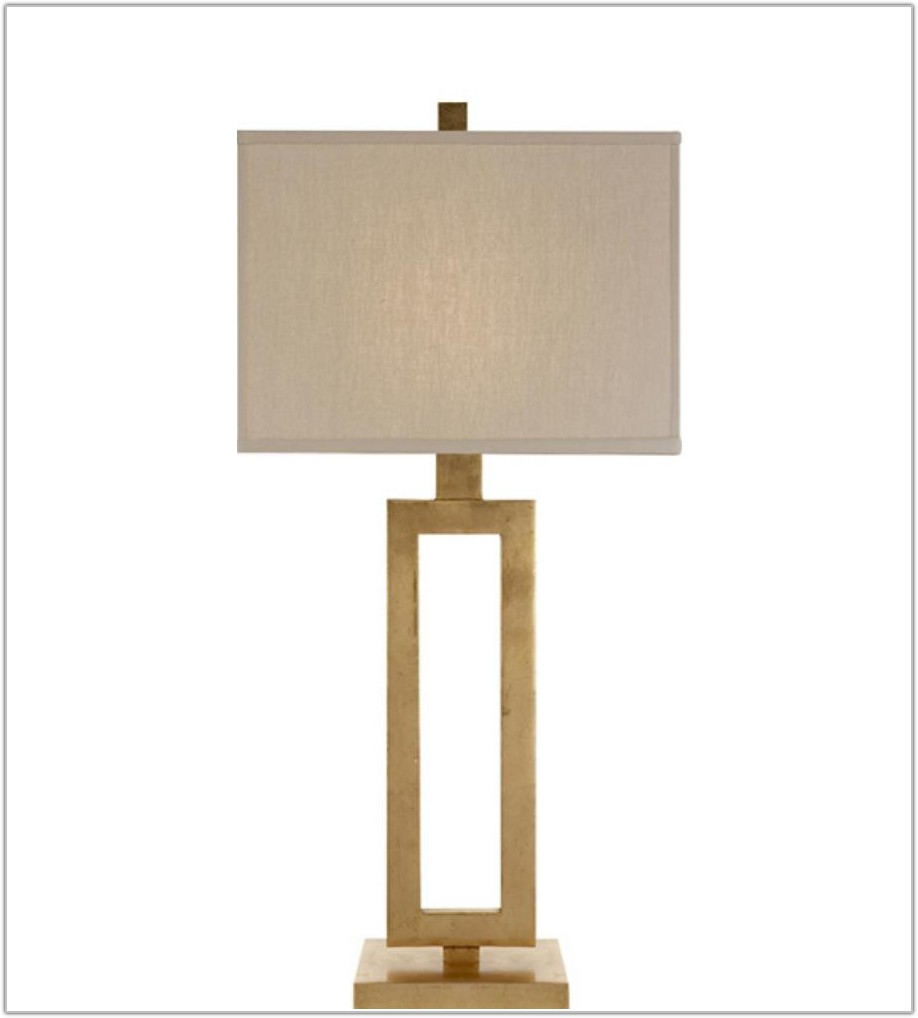 Tall Drum Lamp Shades Table Lamps