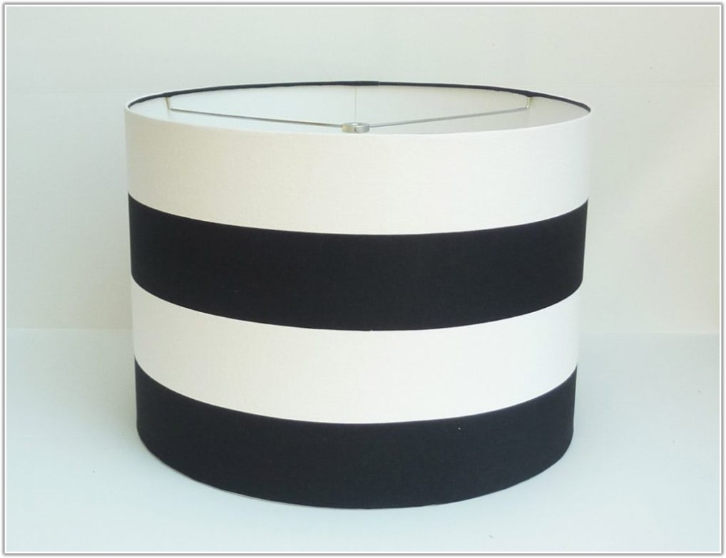 Target Black And Gold Lamp Shade Lamps Home Decorating Ideas