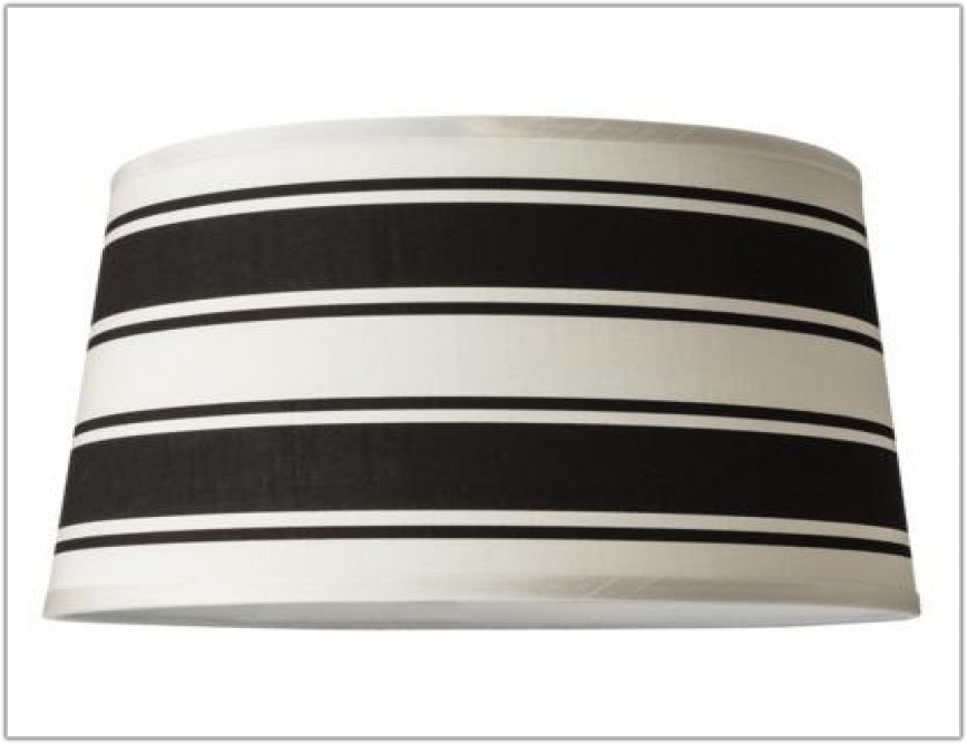 Target Black And White Striped Lamp Shade