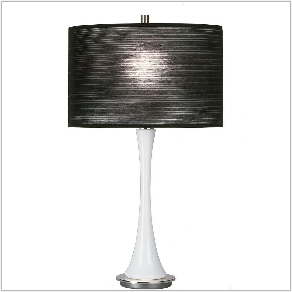 Target White And Gold Lamp