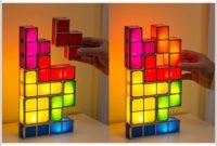 Tetris Stackable Led Desk Lamp Amazon