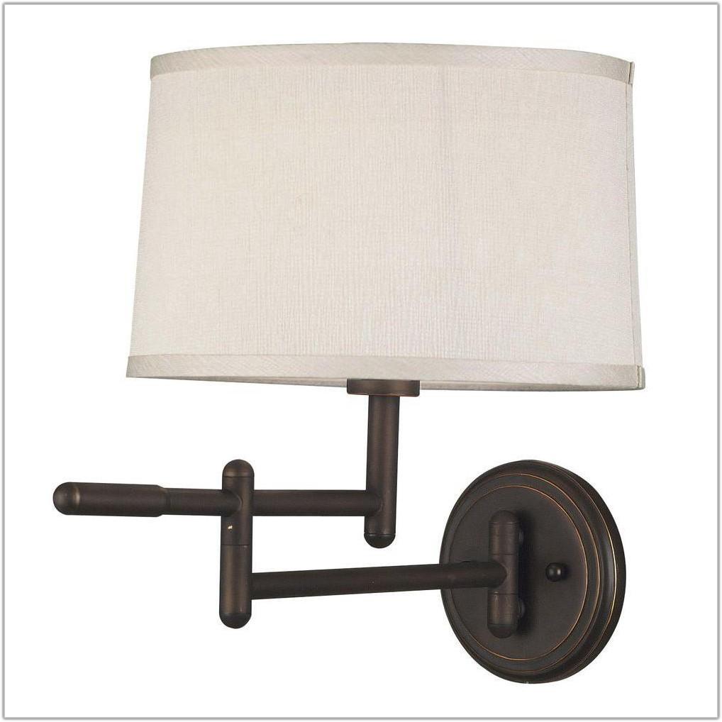 Theta Wall Swing Arm Lamp