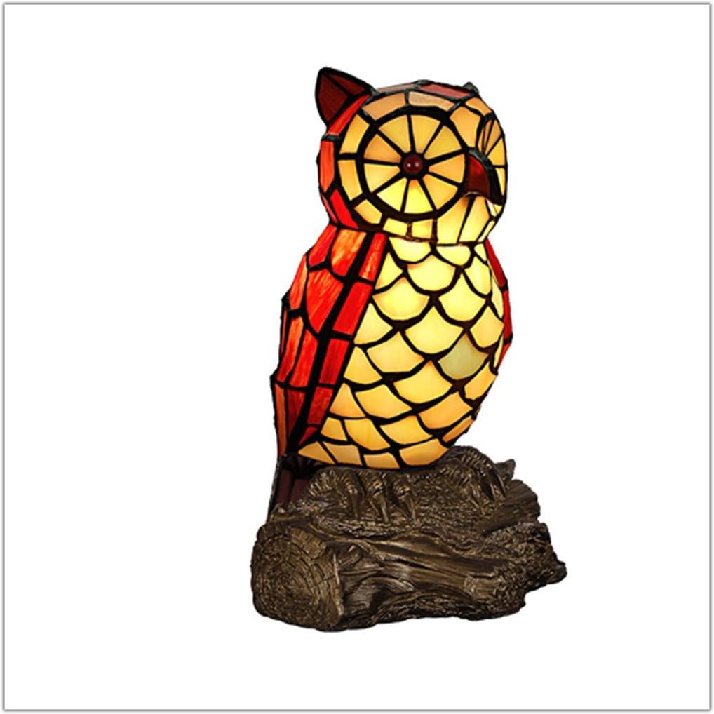 Tiffany Night Light Table Lamp