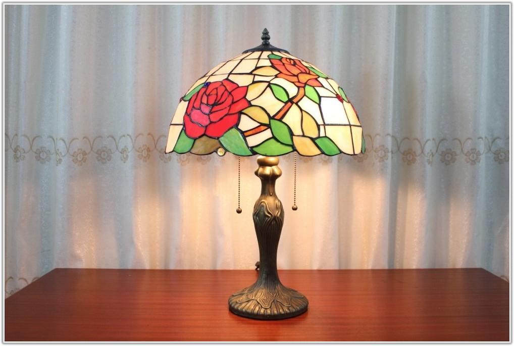 Tiffany Shade For Table Lamp