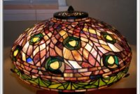 Tiffany Stained Glass Lamp Shades