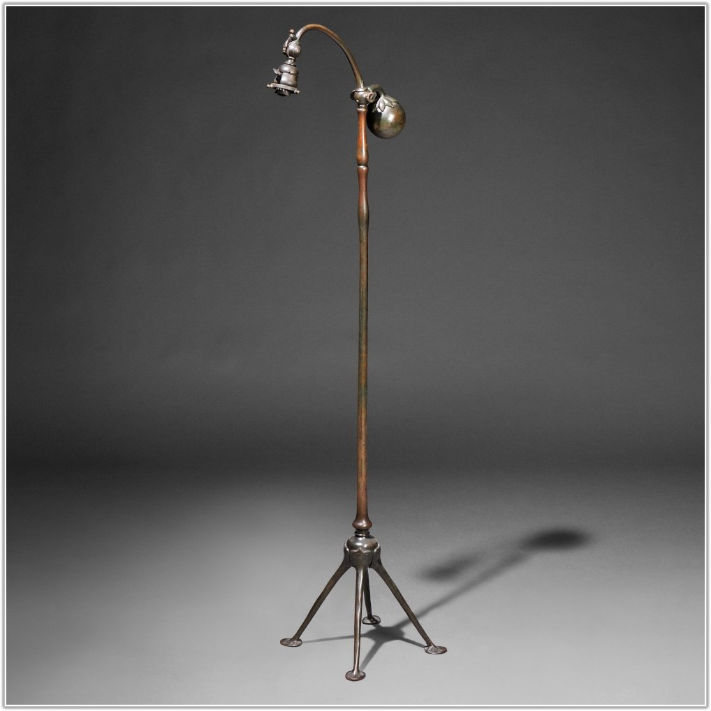 Tiffany Studios Floor Lamp Base