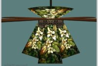 Tiffany Style Ceiling Lamp Shades