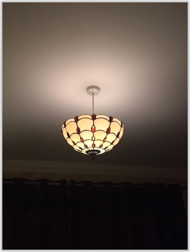 Tiffany Style Ceiling Light Shades