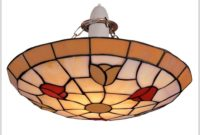 Tiffany Style Ceiling Light Uk