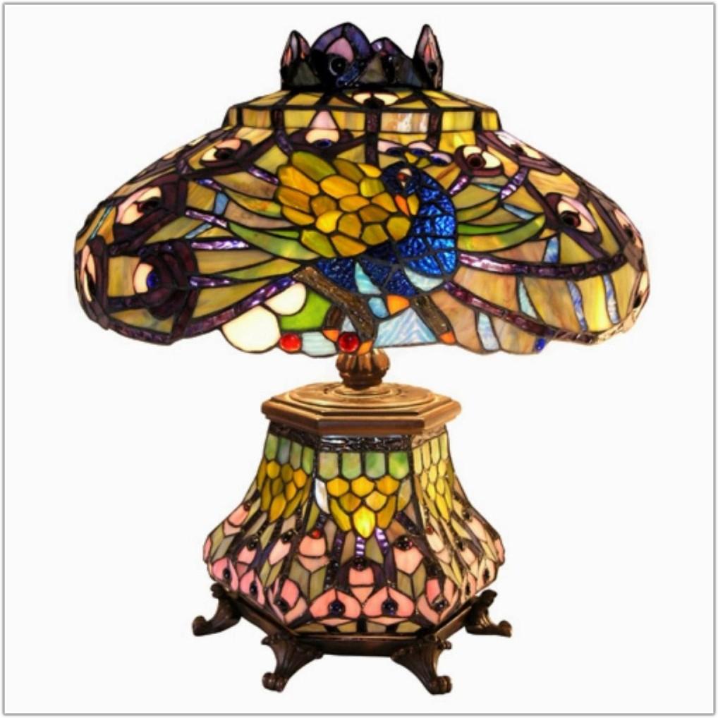 Tiffany Style Desk Lamp Target