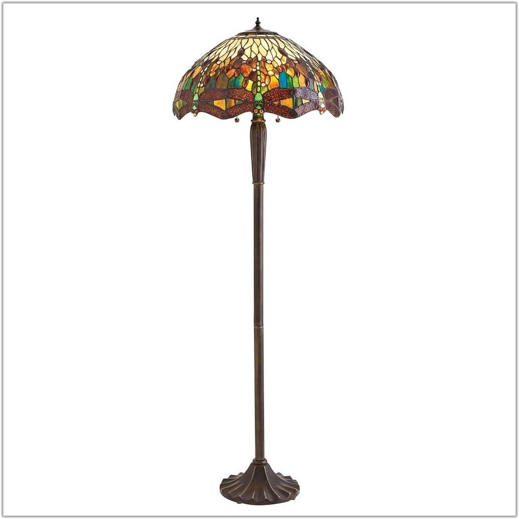 Tiffany Style Floor Lamp Uk