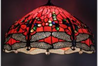 Tiffany Style Hanging Lamp Shade