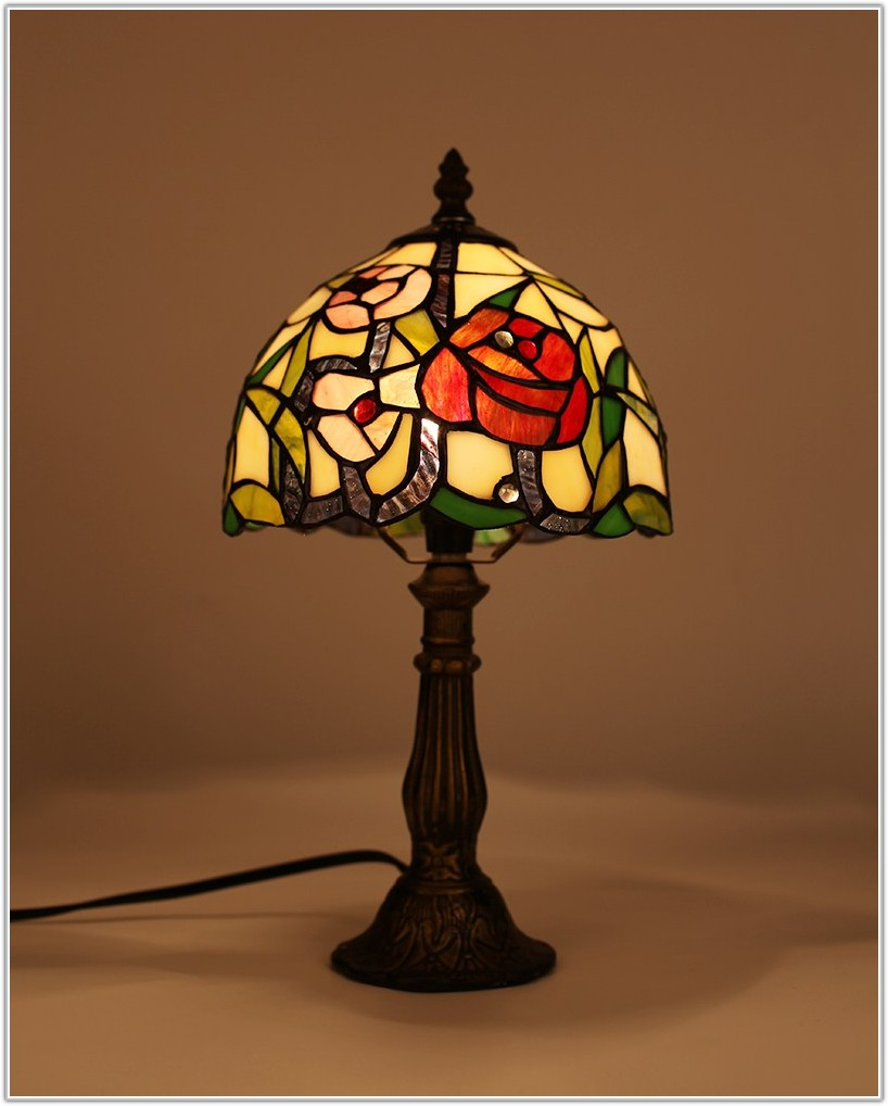 Tiffany Style Lamp Shade Patterns