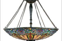 Tiffany Style Lamp Shades Uk