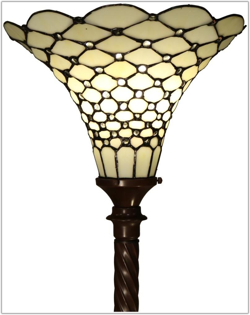 Tiffany Style Reading Floor Lamps