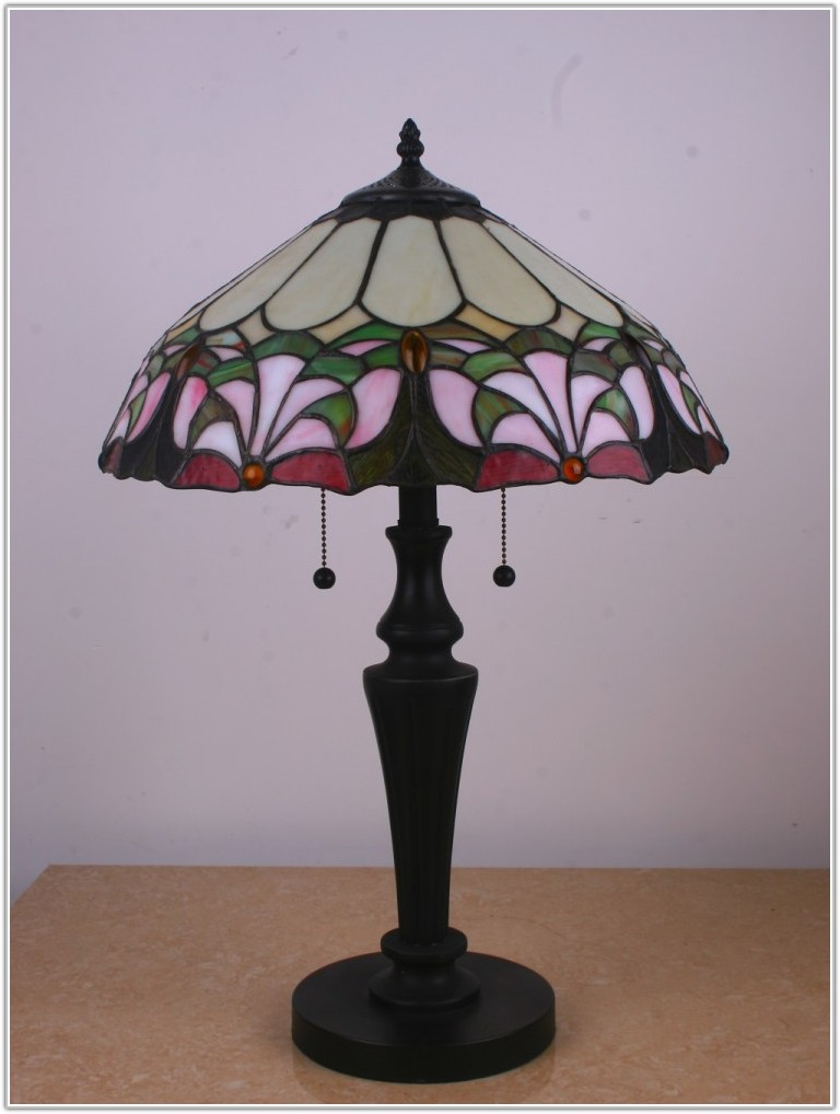 Tiffany Style Stained Glass Lamp Patterns