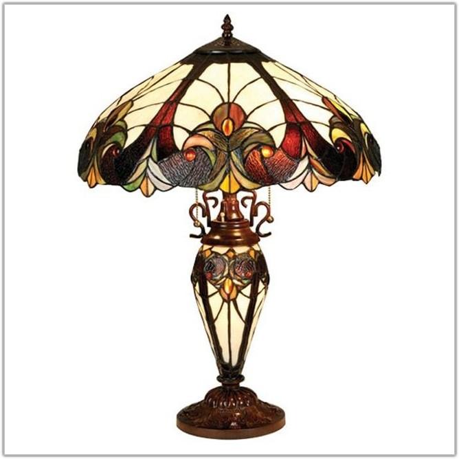 Tiffany Style Table Lamp Base