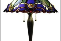 Tiffany Style Table Lamp Shades