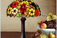 Tiffany Style Table Lamp Shades Uk