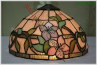 Tiffany Table Lamp Shades Only