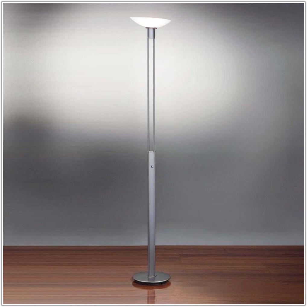 Torchiere Floor Lamp Halogen With Dimmer