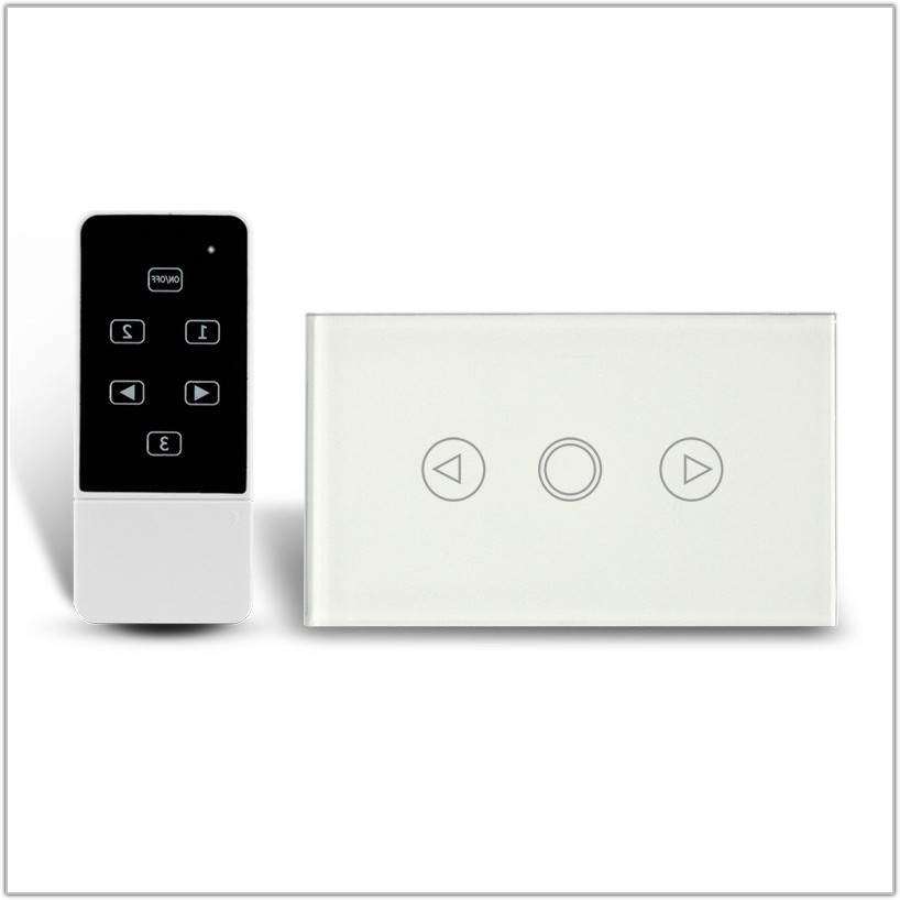 Touch Control Lamp Switch And Dimmer