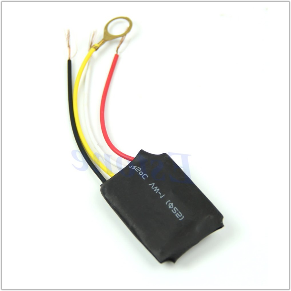 Touch Control Sensor Lamp Switch