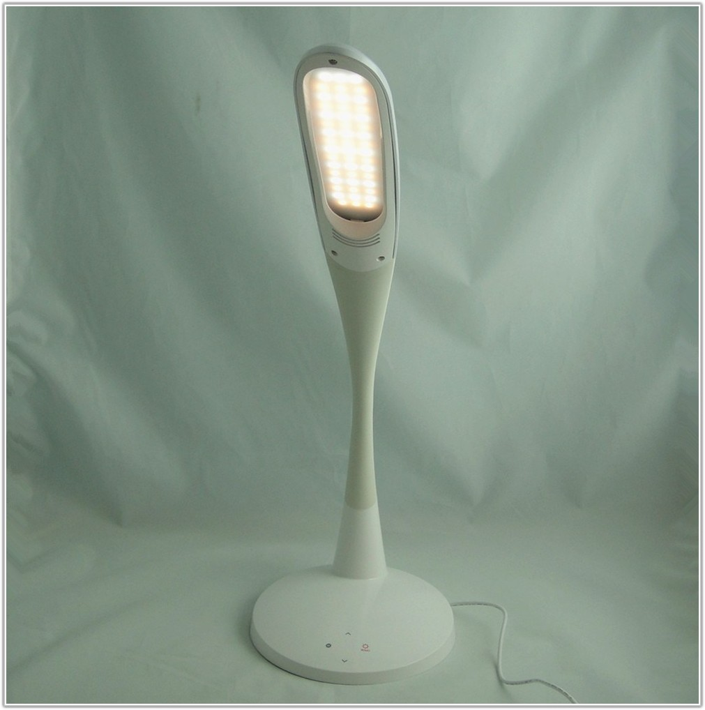 Touch Dimmer Control Table Lamp