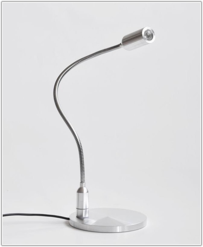 Trapeze Small Led Table Lamp