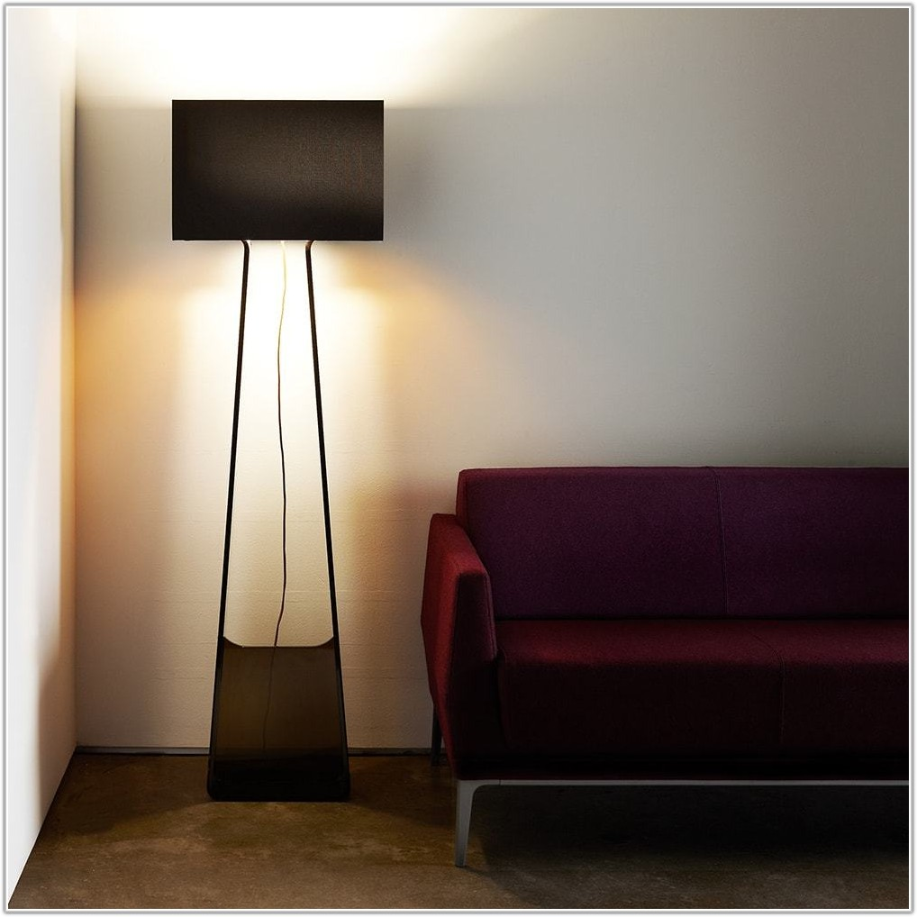 Tube Top 60 Floor Lamp